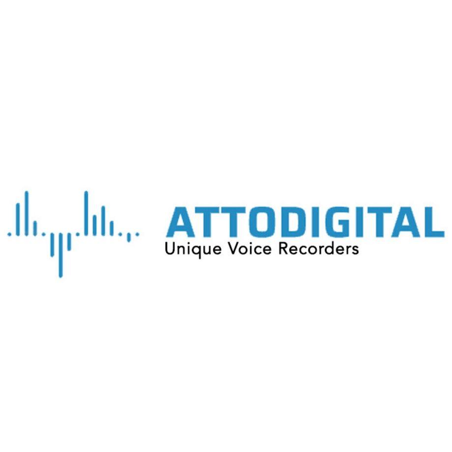 aTTo Digital - Unique Voice Recorders Logo