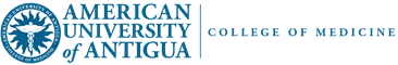 American University of Antigua College of Medicine Logo