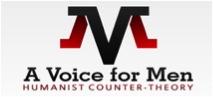 A Voice For Men Logo