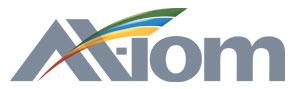 AX-iom ERP Inc. Logo