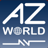 AZ World Translation and Interpretation Inc. Logo