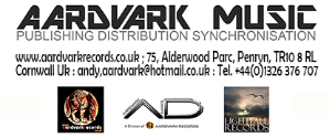 Aardvark Records Logo