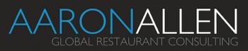 Aaron Allen, Restaurant Consultant Logo