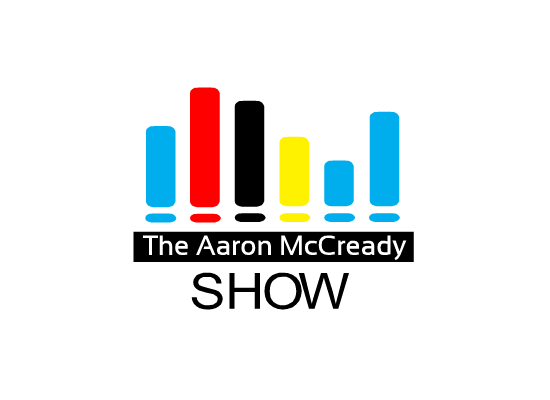 The Aaron McCready Show Logo