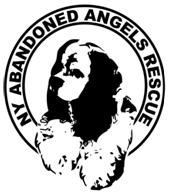 NY Abandoned Angels Rescue Logo