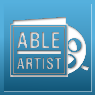 Able Artist Foundation Logo
