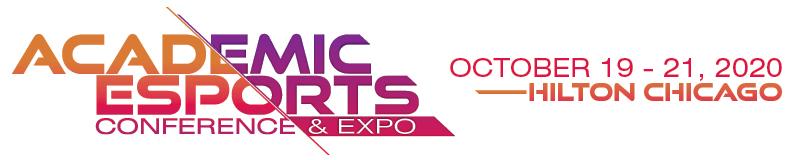 Academic Esports Conference & Expo Logo