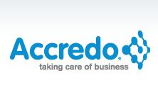 Accredo - Business Accounting Logo