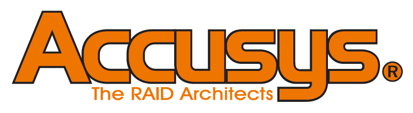 Accusys Storage Ltd. Logo
