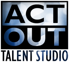 Act Out Talent Studio div. of EastGate Studios INC Logo