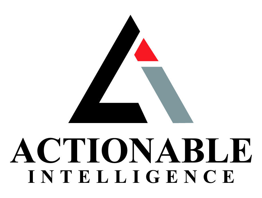 Actionable Intelligence Logo