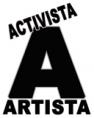 ActivistArtistA Logo