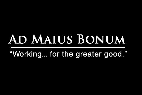 Ad Maius Bonum Logo