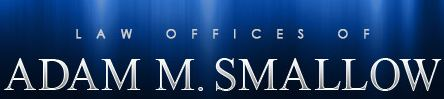 Law Offices of Adam M. Smallow Logo