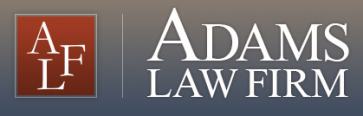 Adams Law Firm Logo