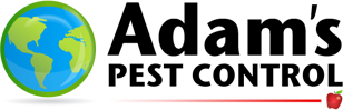 Adam's Pest Control Logo
