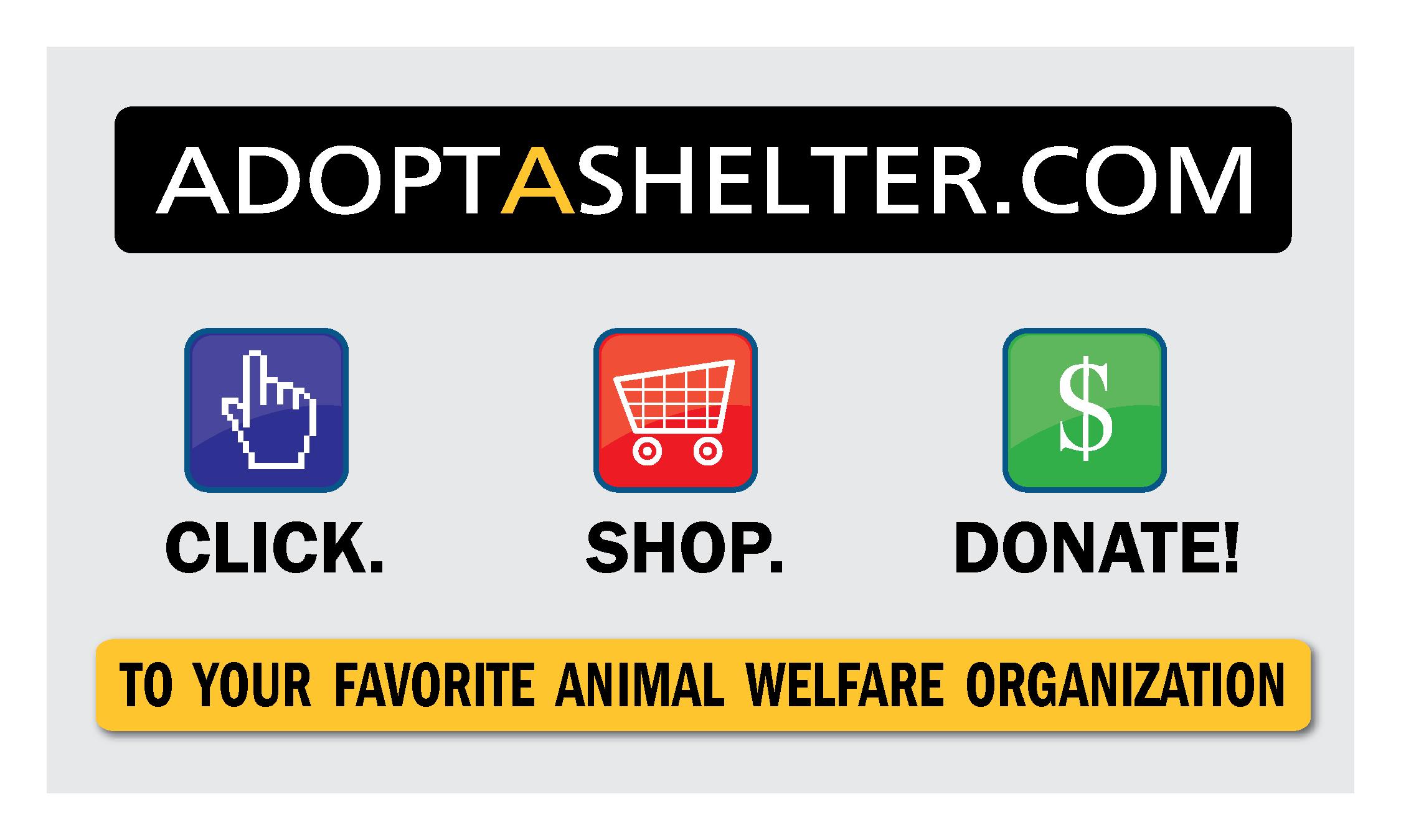 AdoptAShelter.com Logo