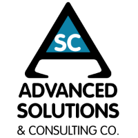 Advanced Solutions and Consulting Co Logo