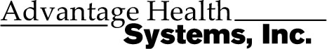 Advantage Health Systems, Inc. Logo