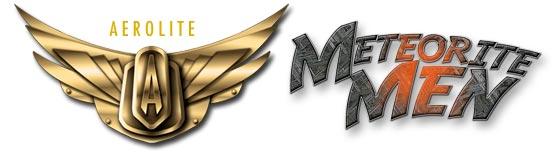 Aerolite Meteorites Logo