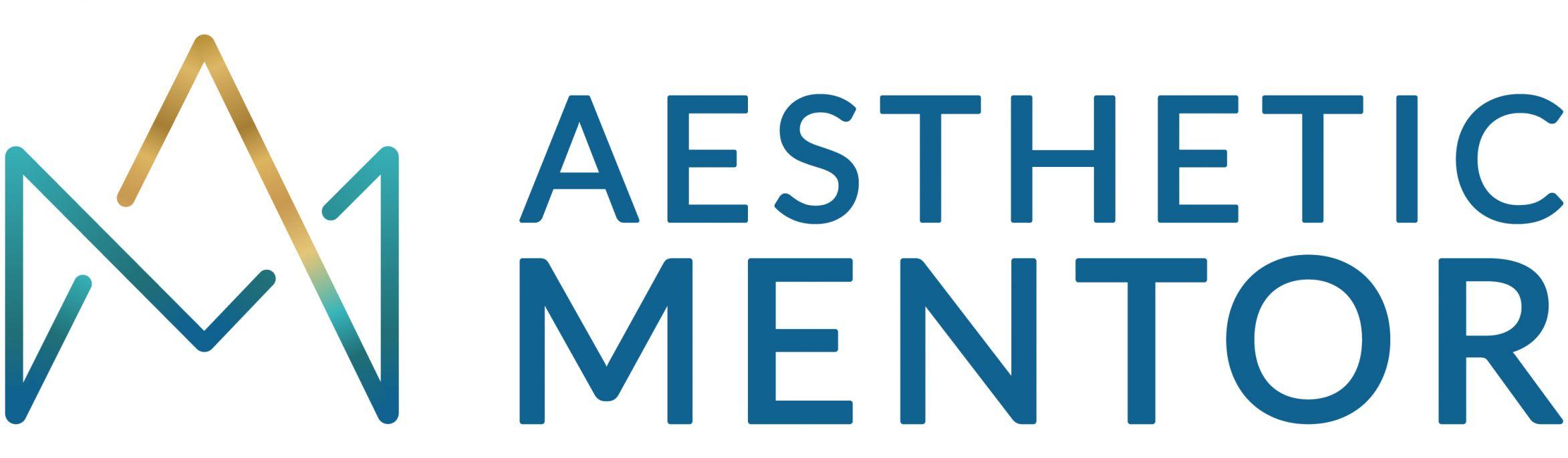 Aesthetic Mentor Logo
