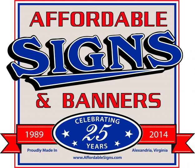 Affordable Signs & Banners, Inc. Logo
