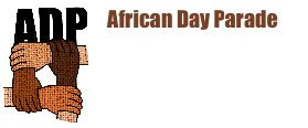African Day Parade Logo