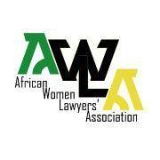 African Women Lawyers' Association Logo