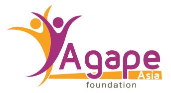AgapeAsiaFoundation Logo