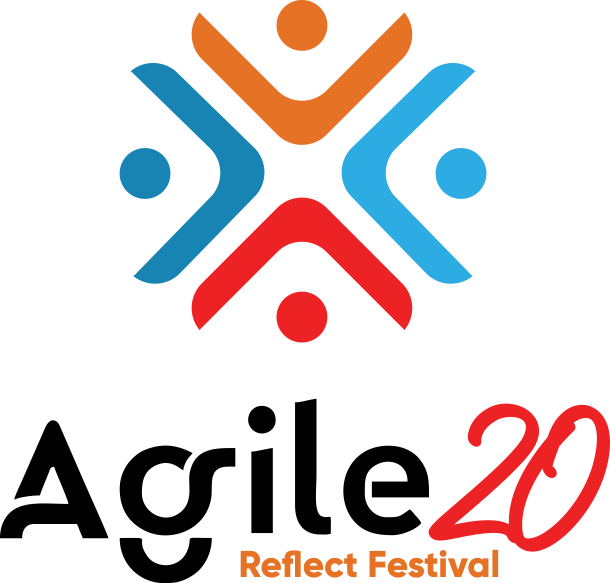 Agile20Reflect Festival Logo