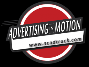 Advertising in Motion Logo