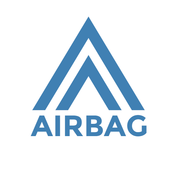 AirBags Inflatable Sleeping Bags Logo