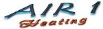 Air 1 Heating, Inc. Logo
