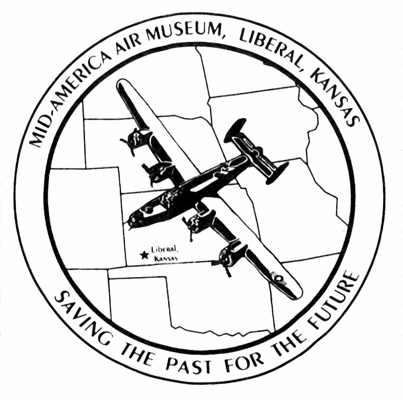 Mid-America Air Museum Logo
