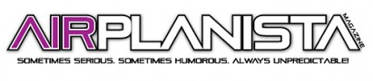 Airplanista Magazine Logo