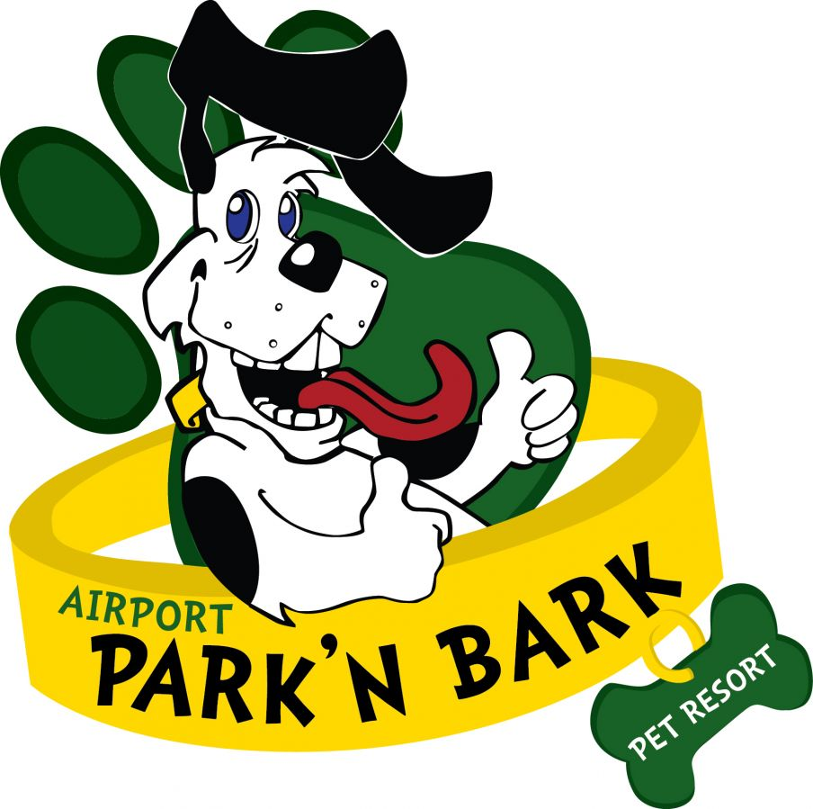 Airport Park'N Bark Logo