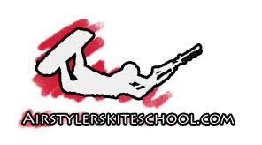 Airstylerskiteschool Logo