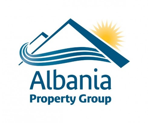 Albania-Property Logo