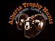 AlbertaTrophyHunts Logo