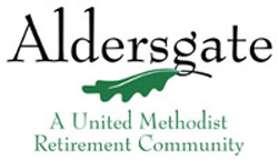 Aldersgate United Methodist Retirement Community Logo