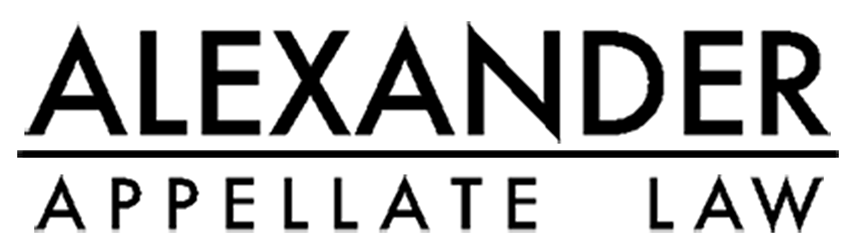 Alexander Appellate Law P.A. Logo