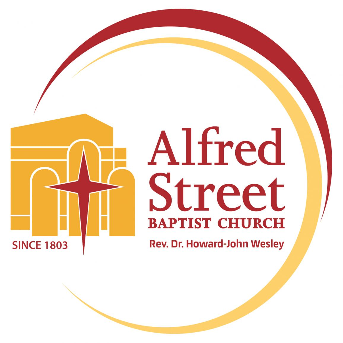 Alfred Street Baptist Church Logo