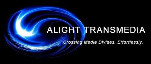 Alight Transmedia Logo