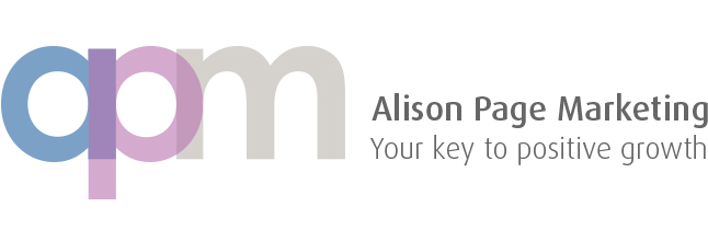 Alison Page Marketing Logo