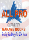 All-Pro Quality Garage Doors Inc. Logo
