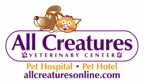 All Creatures Veterinary Center Logo