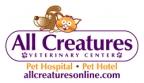 All Creatures Veterinary Center Logo