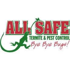 All Safe Termite and Pest Control Logo