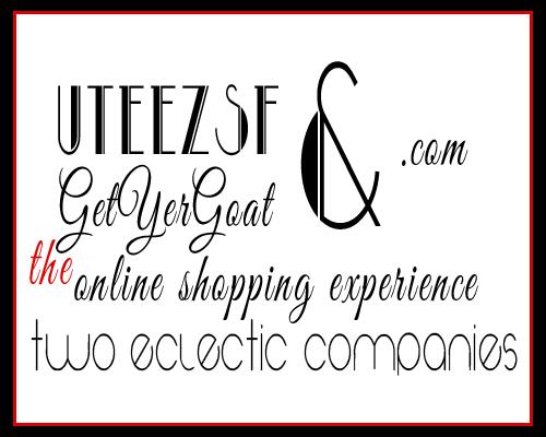 UTeezSF GetYerGoat Logo