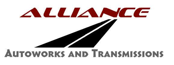 Alliance autoworks and Transmission Logo